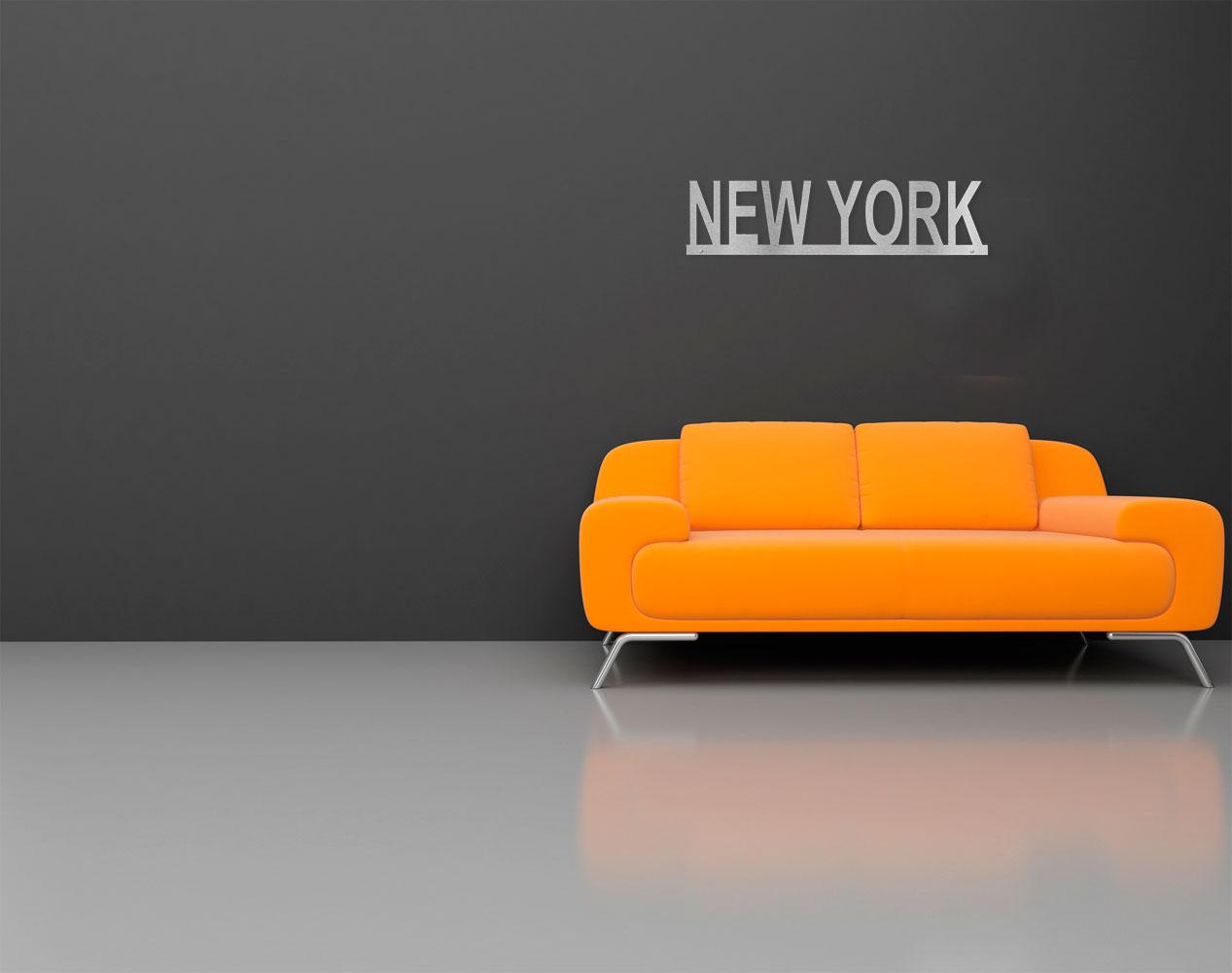 Einzigartig New York Wandtattoo Beste Wahl